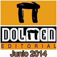 Dolmen Editorial: Novedades Junio 2014