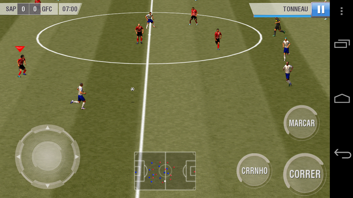 Download Real Football 2013 APK + Data - Android Games