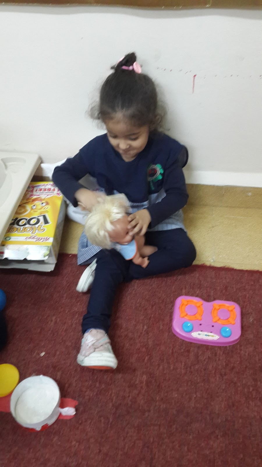 Dramatic Play Toys : Makassed ksps dramatic play in the rooms of house