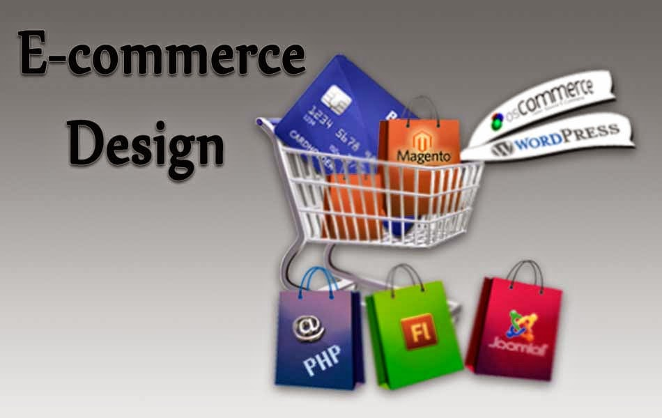 Ecommerce web development company