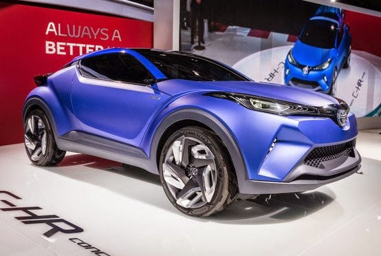 2016 Toyota Chr Release Date New Car Release Dates