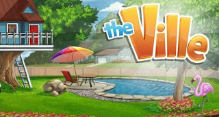 Zynga's The Ville Logo