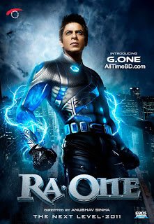 RaOne hindi movie Cast, Ra.1 movie Actors and Actress