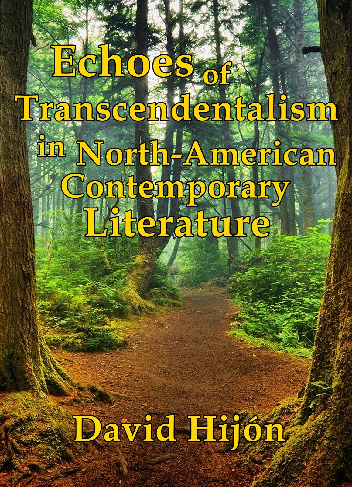 Echoes of Transcendentalism in North-American Contemporary Literature