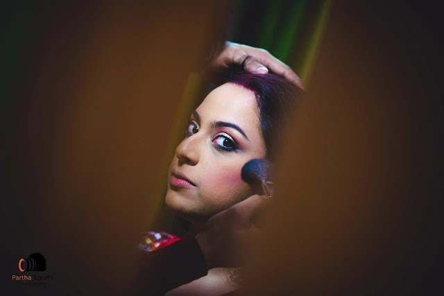 Bengali Bridal makeup style