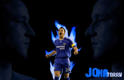 UEFA Champions League - John Terry Wallpapers