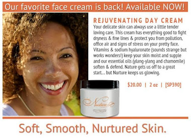 NURTURE CREAM IS BACK!