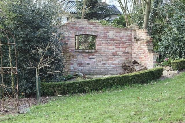 alte steinmauern im garten – siddhimind, Garten und erstellen