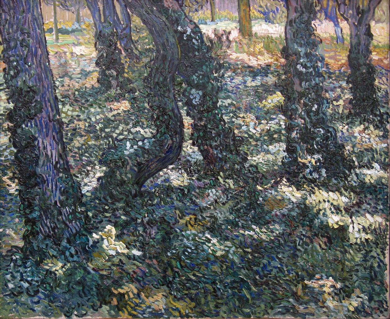 art u0026 artists vincent van gogh trees part 2