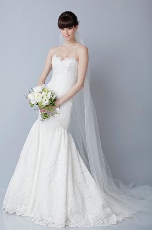 WhiteAzalea Elegant Dresses 2013 Designer Elegant Lace Wedding Gowns