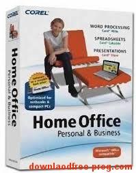 تحميل برنامج Corel Home Office 5.0.120.1522 كامل