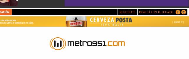 Metro 951