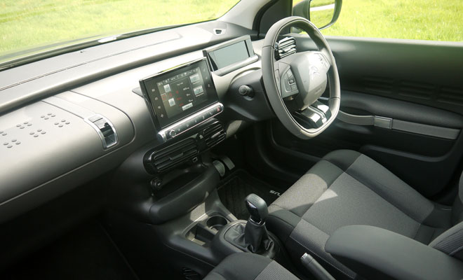 soft focus citroen c4 cactus reviewed. Black Bedroom Furniture Sets. Home Design Ideas