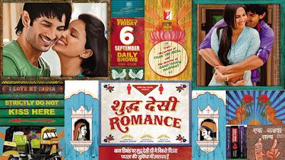 Shuddh Desi Romance (2013) Hindi Movie Release Date, Star, Cast and Crew, Trailer