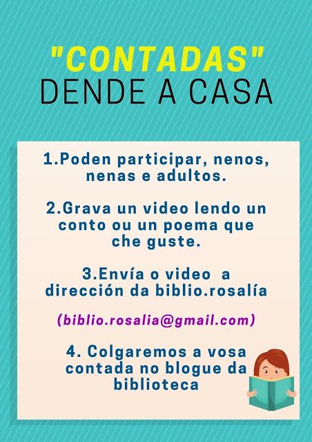 """""""CONTADAS"""" DENDE AS CASAS"""