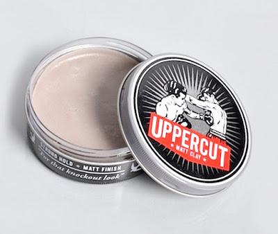 UPPERCUT DELUXE Matt Clay Hair Product