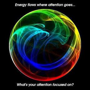 Onde está focada a tua atenção?