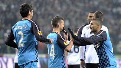 Legia Warsaw 0 - 3 PSV Eindhoven (1)