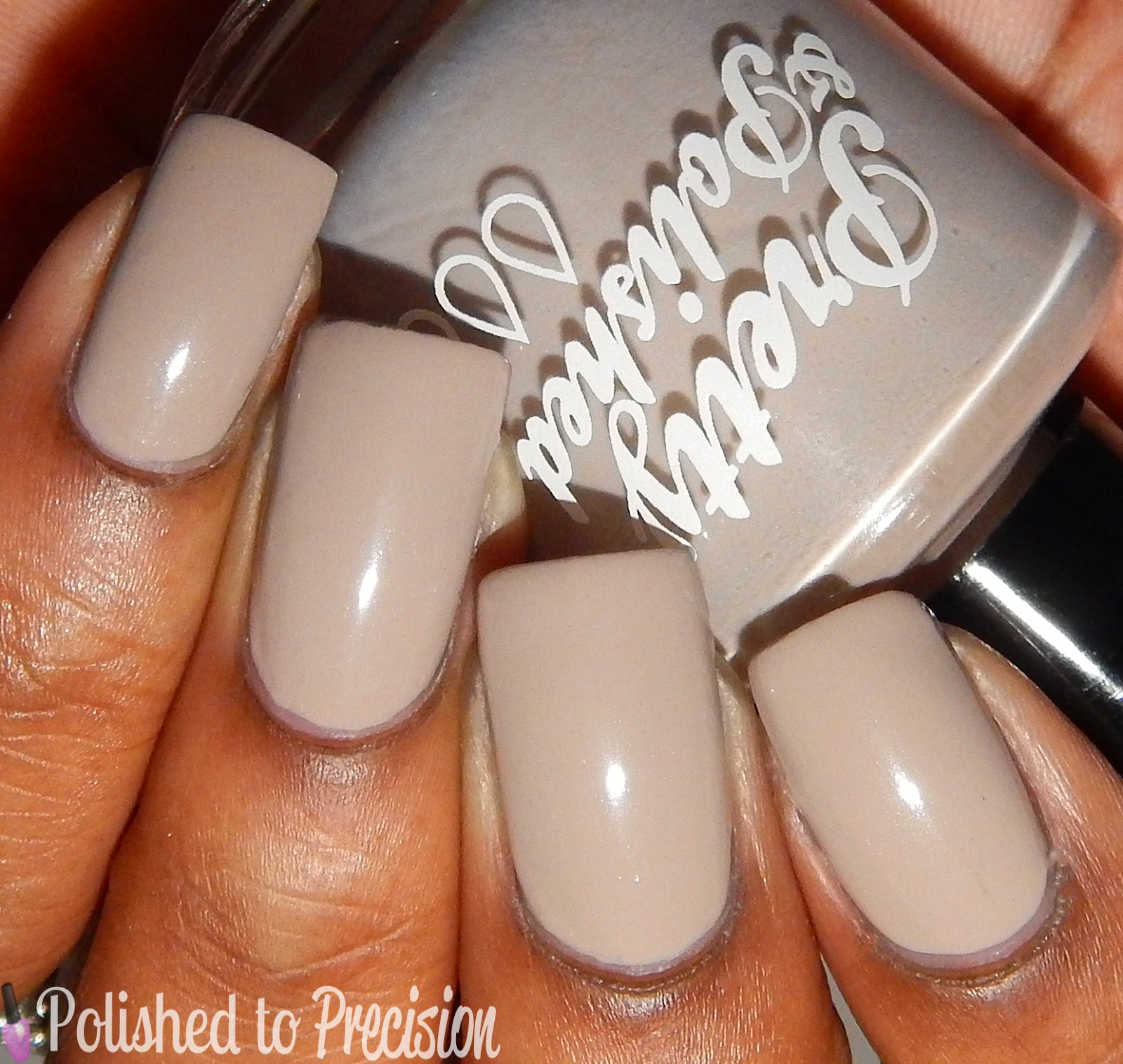 Pretty & Polished Take It From the Taupe