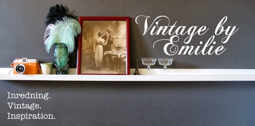 Vintage by Emilie – inredning, vintage, inspiration