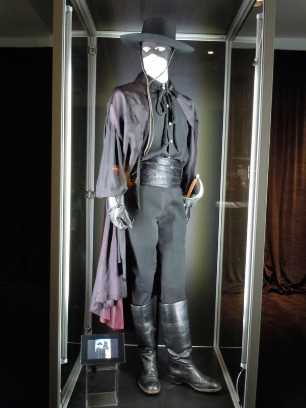 Guy Williams TV Zorro costume