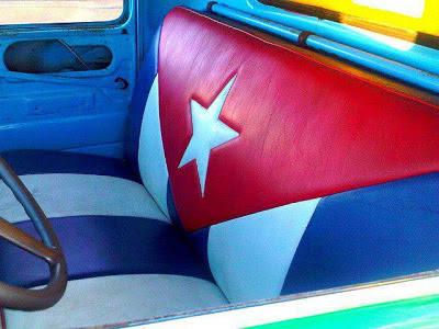 tapizado asiento Cuba