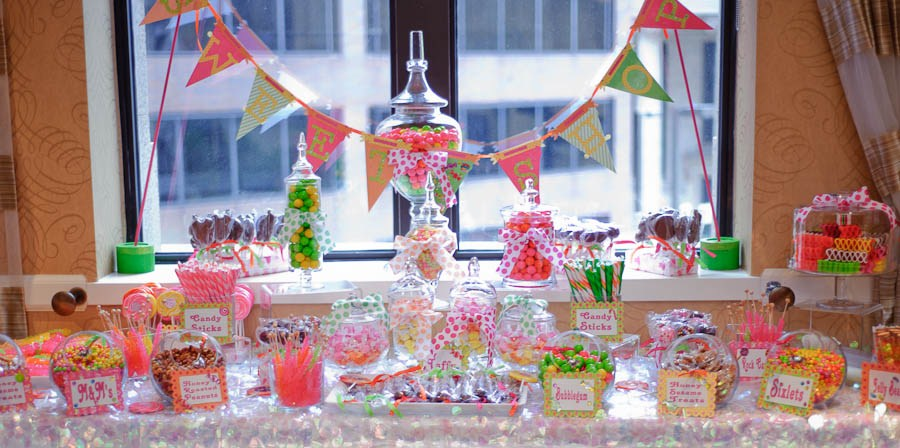 GUEST FEATURE} sweet shop baby shower - Creative Juice