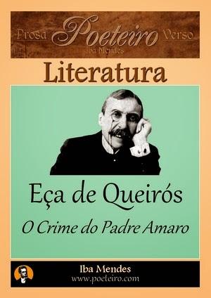Eca de Queiros - O Crime do Padre Amaro - Iba Mendes