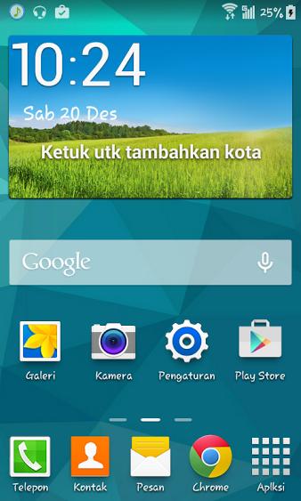 Custom ROM Samsung Galxy S5 untuk Andromax C3   Blog ...