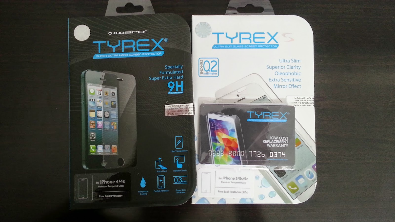 Tyrex Screen Protector