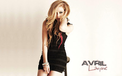 Avril Lavigne Hot Wallpaper HD