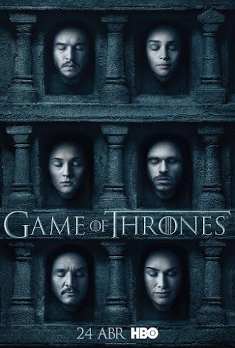 #1 Week Novelty - Game of Thrones 6ª temporada