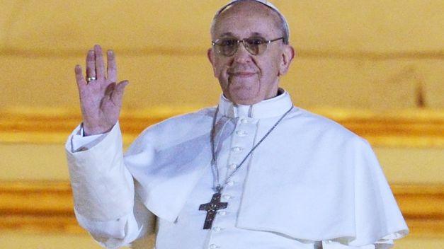 El Papa Francisco llega al Vaticano