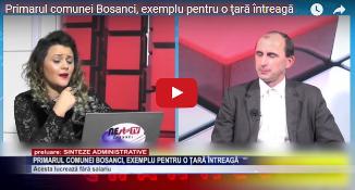 NEst TV Channel: Primarul comunei Bosanci, exemplu pentru o ţară întreagă