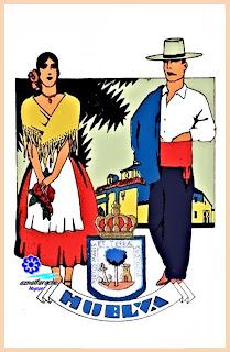 Traje típico de Huelva