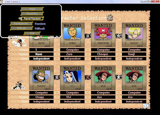 lf2 one piece mod download