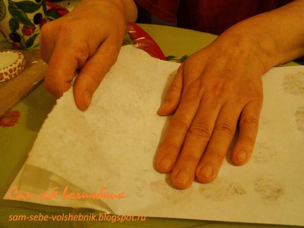 Как сделать декупажную карту своими руками