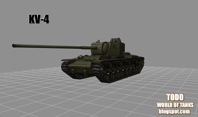 todo world of tanks blindaje penetración puntos debiles weak spots KV-4