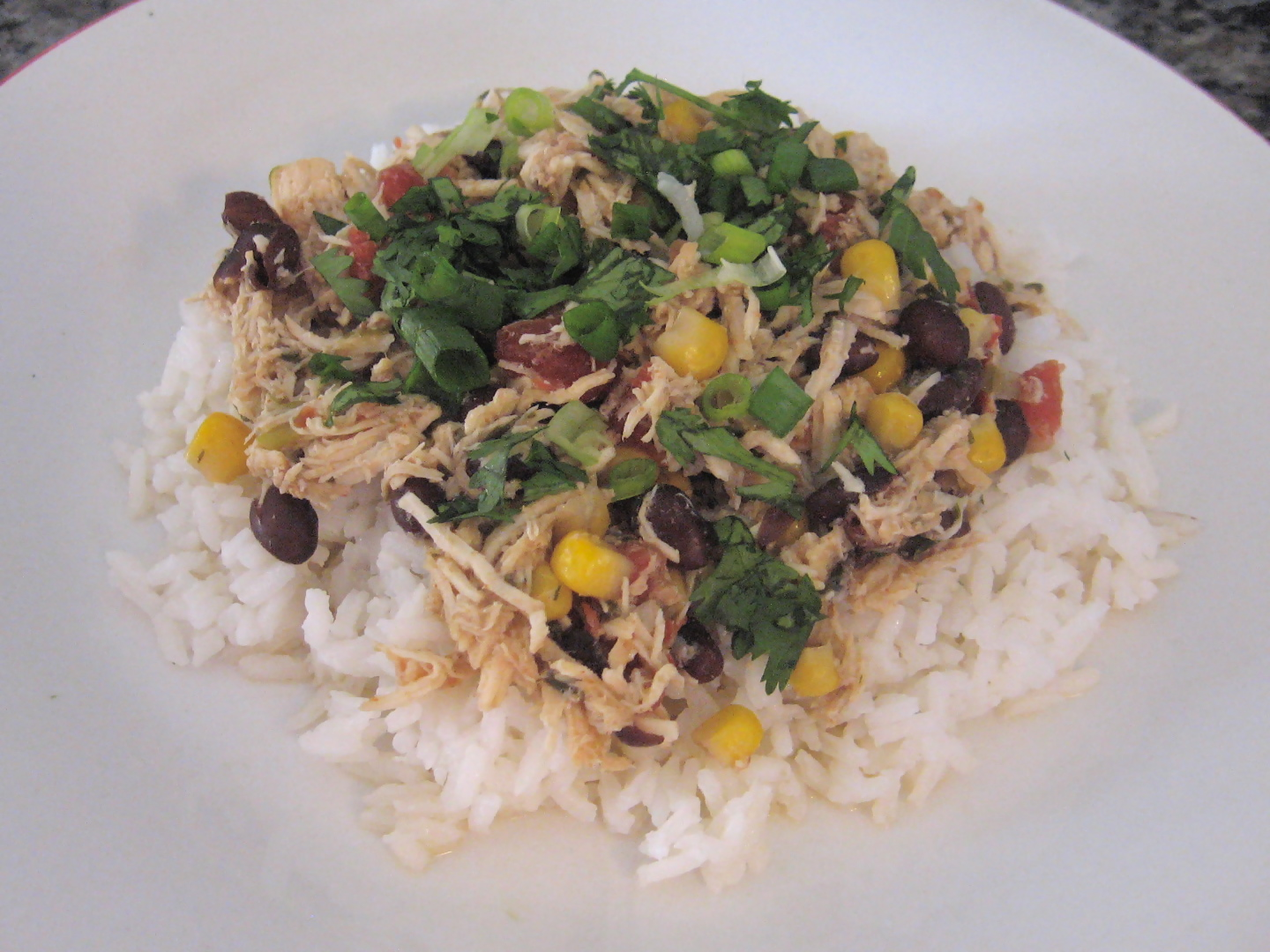 Cooking with Mandy: Crock Pot Santa Fe Chicken