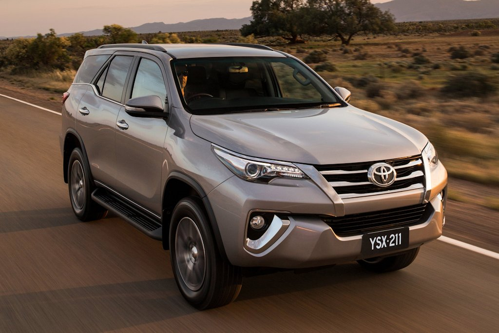 All New Model Fortuner Autos Post