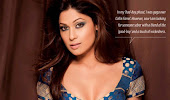 sparkling and blooming Shamita shetty latest hot photoshoot for the man magazine