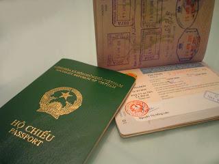 Pasaportes y Visados a Vietnam