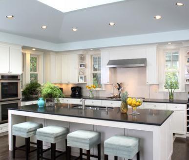 Dise os de cocinas cocinas modernas peque as Disenos de cocinas modernas para apartamentos pequenos
