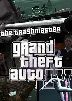 Filme GTA IV   The Trashmaster   Legendado