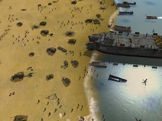 screenshots Game Sudden Strike Iwo Jima 1