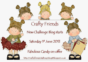 Crafty Friends Candy Until 1st June