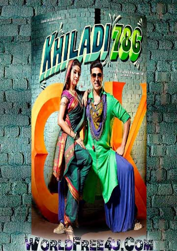 Cover Of Khiladi 786 (2012) Hindi Movie Mp3 Songs Free Download Listen Online At worldfree4u.com