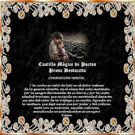Gracias Castillo Mágico por este regalo a mi poesía
