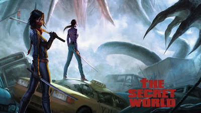 The Secret World Wallpaper