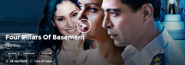 Four Pillars Of Basement (2015) Hindi Movie Watch Online 720P HD